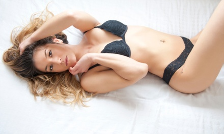 Boudoir Photo Session with Two Outfit Changes from Maria Hruschak Photography (Up to 50% Off)