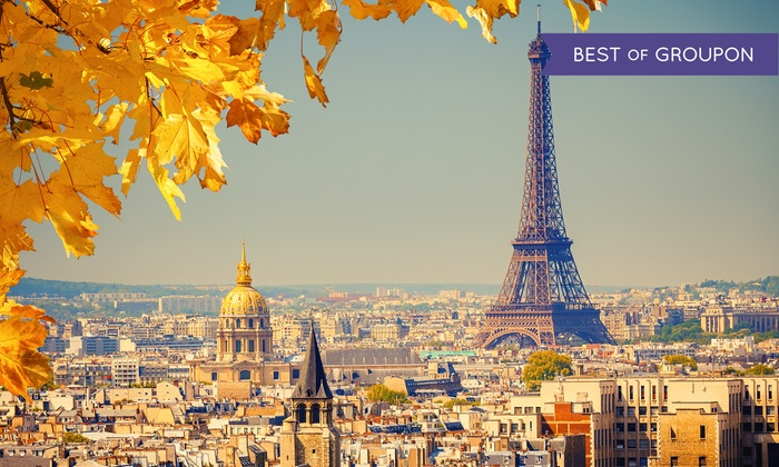 8-Day Paris & Rome Vacation with Airfare from go-today