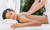 Thai Back, Foot and Leg Massage, or a Full-Body Massage at Crystel (Up to 38% Off*)