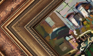 City Gallery Framing, Inc.: $14 for $50 Worth of Products — City Gallery Framing, Inc.