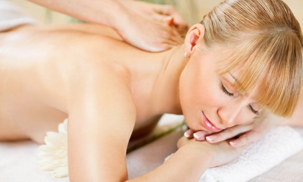 $49 for 60-Minute Massage from Foundation Fitness ($110 Value)