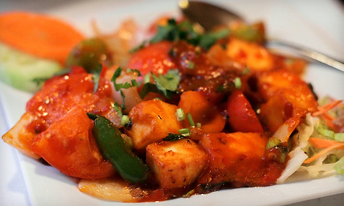 Himalayan Heritage - Adams Morgan: Indian and Nepalese Cuisine at Himalayan Heritage (Half Off). Two Options Available.