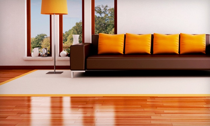 Fabulous Floors - Kalamazoo: $185 for Hardwood-Floor Resurfacing and Conditioning from Fabulous Floors ($375 Value)