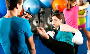 Cervizzis Martial Arts: 5 or 10 Kickboxing Classes at Cervizzis Martial Arts (Up to 71% Off)