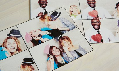 image for Two-Hour Photobooth Hire with Drunken Monkey Party Hire