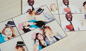 Pucker Booth: 180-Minute Studio Photo Shoot with Prints from Pucker Booth (38% Off)