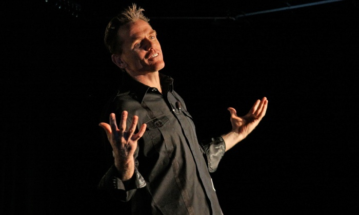 Christopher Titus - Babcock Theatre: Christopher Titus: The Angry Pursuit of Happiness on April 9 at the Babcock Theatre (Up to 47% Off)