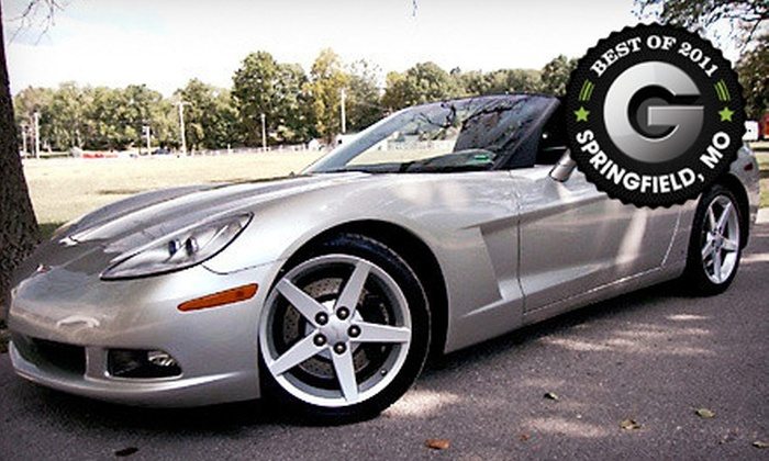 Epic Rides - Ravenwood South: $55 for a Full Interior and Exterior Auto Detailing on Any Automobile at Epic Rides in Ozark (Up to $120 Value)