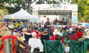 Bob Sykes BBQ & Blues Festival: Admission for Two or Four or VIP Entry for One to Bob Sykes BBQ & Blues Festival on May 30 (Up to 47% Off)