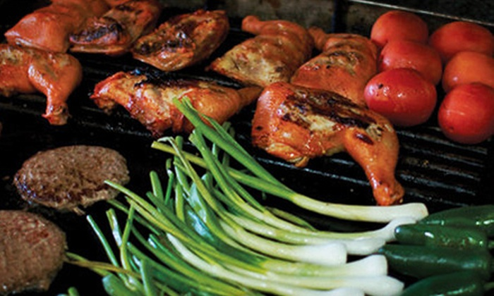 Las Brasas - Arroyo Chico: $16 for Two Groupons, Each Good for $16 Worth of Mexican Food at Las Brasas ($32 Total Value)