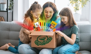 Crayola At-Home Experience