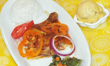 $10 for $20 Worth of Caribbean Cuisine at Best Caribbean Cuisine