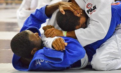 One or Three Months of Unlimited Brazilian Jiu-Jitsu Classes Classes at ATP Brazilian Jiu Jitsu (Up to 67% Off)