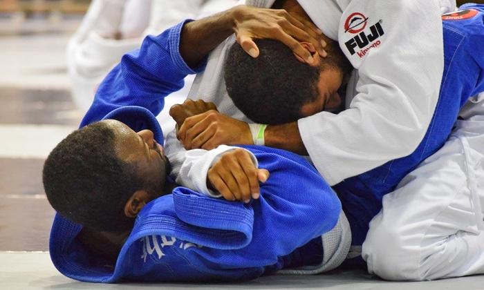 ATP Brazilian Jiu Jitsu - ATP Brazilian Jiu Jitsu: One or Three Months of Unlimited Brazilian Jiu-Jitsu Classes Classes at ATP Brazilian Jiu Jitsu (Up to 67% Off)