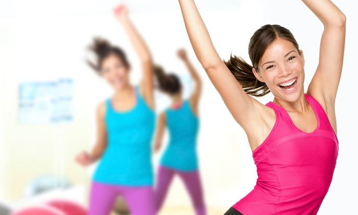 Rhythmaxdance - Naperville: 10, 20, or 30 Zumba or DanceFit Classes at Rhythmaxdance (Up to 82% Off)