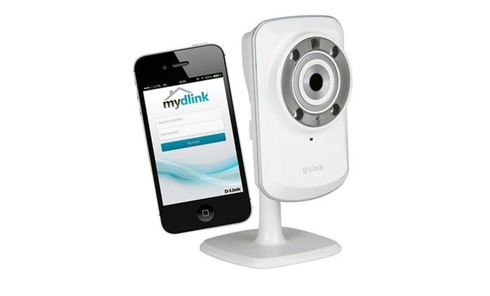 Videocamera di sorveglianza D-Link DCS-932L Cloud Wi-Fi con spedizione gratuita da 45,99 € (68% di sconto)