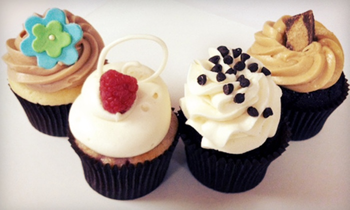 The Cupcake Orchard - Orchard Park: $14.30 for One Dozen Cupcakes at The Cupcake Orchard ($27.50 Value)