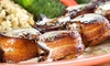 Squid Lips - Multiple Locations: Seafood Meal for Two or Four on Monday through Wednesday at Squid Lips (39% Off)