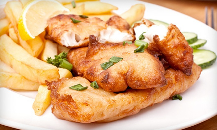 McMenamy's Seafood - Brockton: $15 for $30 Worth of Seafood at McMenamy's Seafood in Brockton