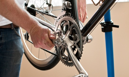 Bicycle Check-Over or $20 for $40 Worth of Bicycle Services at Fall Line (Half Off)