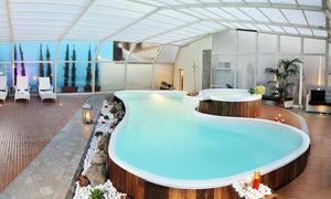 Centro Benessere Beauty Farm Hotel Manzoni: Spa di coppia con scrub, massaggio e menu cena da Centro Benessere Beauty Farm Hotel Manzoni (sconto fino a 63%)