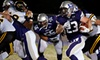 University of Western Ontario Mustangs Football - TD Stadium: University of Western Ontario Football for Two or Four at TD Waterhouse Stadium on Saturday, October 19 (Up to 61% Off)
