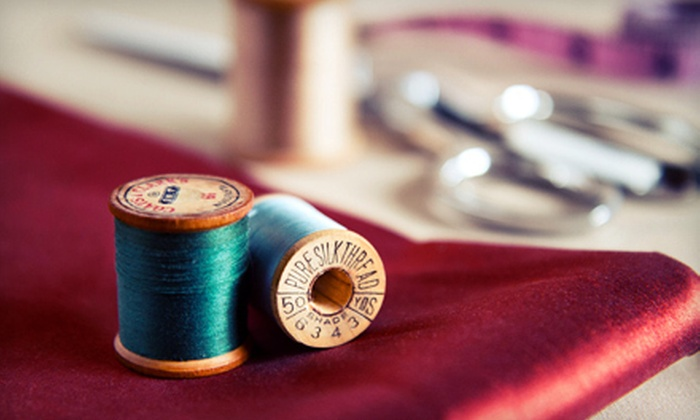 Make and Made - Wynnewood North: Sewing, Screen-Printing, and Design Classes at Make and Made (Up to 54% Off). Six Options Available.
