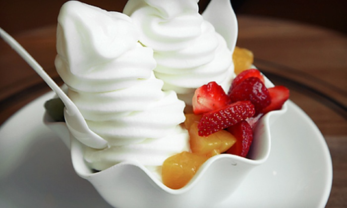 Berri Swirl - Willowbrook: Five Frozen Yogurts or $5 for $10 Worth of Frozen Yogurt at Berri Swirl Frozen Yogurt