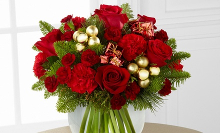 $15 for $30 Worth of Flowers and Gifts from FTD