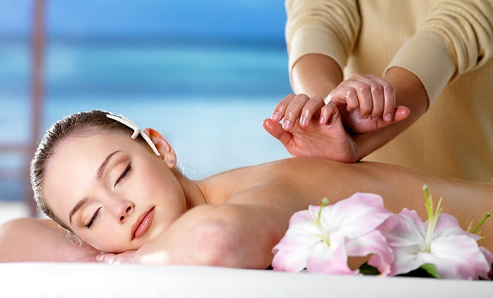 From $119 for Pamper Package of Choice for One or Two People at Lotus Spa (From $229 Value)