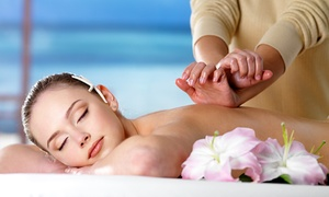 Lotus Spa: From $119 for Pamper Package of Choice for One or Two People at Lotus Spa (From $229 Value)