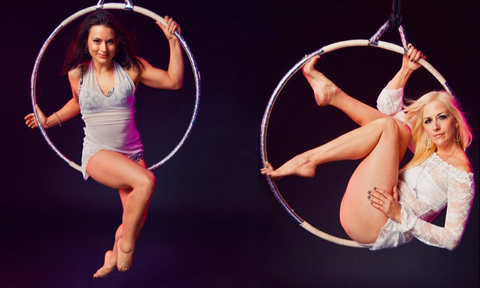 Brass Ovaries - North Austin Civic Association: One, Five, or Ten Group Aerial Classes at Brass Ovaries (Up to 68% Off)