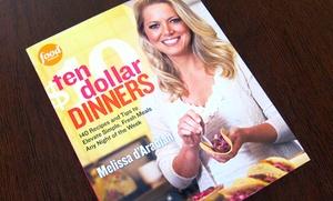 Ten Dollar Dinners by Melissa d'Arabian