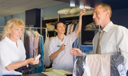 Dry-Cleaning and Laundry Services (Up to 43% Off)