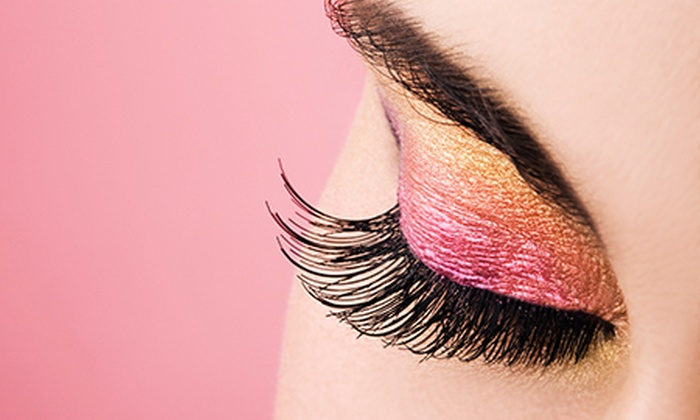 Chez Gerrard Hair & Beauty - Multiple Locations: Full Set of 3D Eyelash Extensions for £25 at Chez Gerrard Hair & Beauty (50% Off)