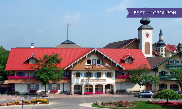 Bavarian Inn Lodge - Frankenmuth, MI: Stay with Dining Credit and Mini-Golf Passes at Bavarian Inn Lodge in Frankenmuth, MI. Dates into April.