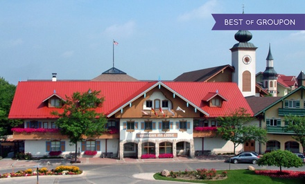 Stay with Dining Credit and Mini-Golf Passes at Bavarian Inn Lodge in Frankenmuth, MI. Dates into April.