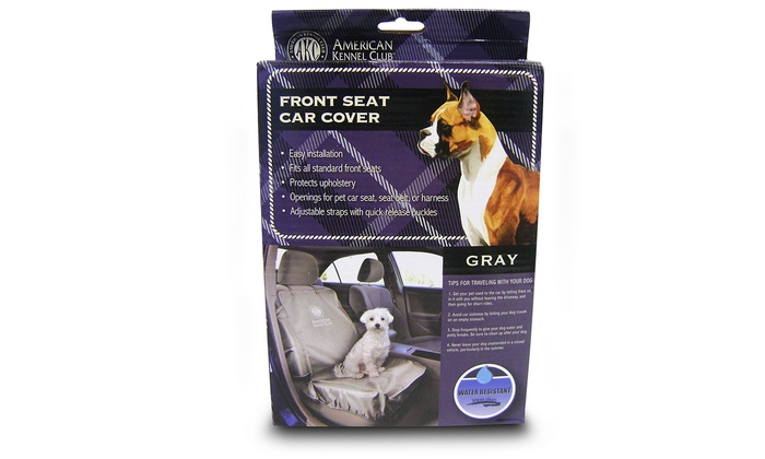 Excellent Akc Front Seat Car Seat Cover For Pets Alphanode Cool Chair Designs And Ideas Alphanodeonline