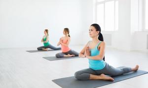 Yoga Studio 108: 5er- oder 10er-Karte für Yoga-Kurs nach Wahl im Yoga Studio 108 ab 24,90 € (bis zu 63% sparen*)