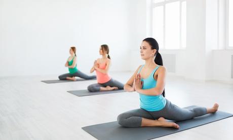 5er- oder 10er-Karte für Yoga-Kurs nach Wahl im Yoga Studio 108 ab 24,90 €