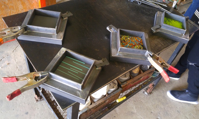 The Furnace Inc. - The Furnace Inc.: Tile Casting Workshop on Saturdays at 10 a.m. or 2 p.m. (March 5–December 3)
