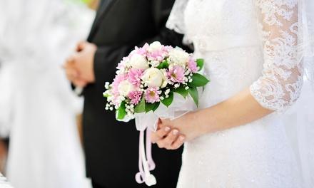 """Online-Kurs """"Hochzeitsplaner werden"""", optional mit Fernlehrerbetreuung und Zertifikat, bei Laudius (bis zu 92% sparen*)"""