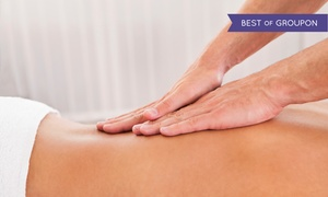 Colleen & Company: One 50- or 80-Minute Elemental Nature Massage at Colleen & Company (Up to 64% Off)
