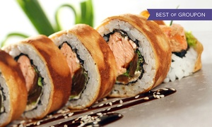 Koku Sushi Łomża: Sushi: 17,99 zł za groupon wart 30 zł i więcej opcji w Koku Sushi w Łomży (do -40%)