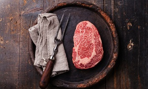The Upper Cut KC: $20 for $30 Worth of Farm Fresh Meat at The Upper Cut KC