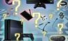 Tech Mystery Box: Tech Mystery Box with 6-7 Items