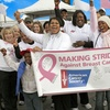 Up to 57% Off Making Strides Against Breast Cancer 5K