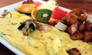 Le Toasteur: 10 C$ pour un bon d'achat de 20 C$ valable sur le menu brunch et petit déjeuner pour 2 personnes chez Le Toasteur Rachel