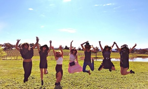 Dancing Kangaroo Tours: Yarra Valley Winery Day Tour with Lunch for 1 ($90), 2 ($175) or 4 ($345) with Dancing Kangaroo Tours (Up to $580 Value)