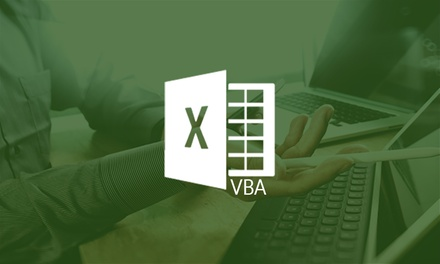 Basic or Advanced Microsoft VBA Online Course, or Both Courses from Excel with Business (Up to 75% Off)